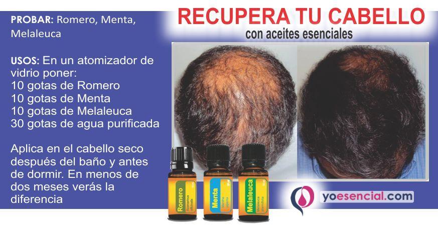 comprar aceite de menta para el pelo