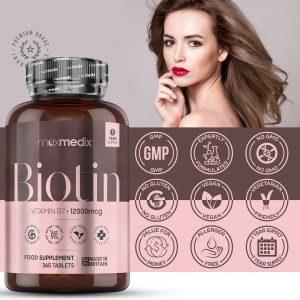 biotina 12000 mcg