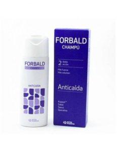 FORBALD Champú anticaída