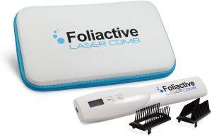peina laser para la caida del cabello