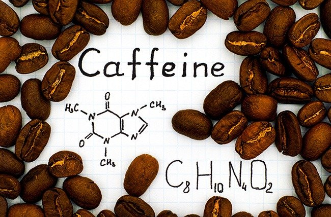 Cafeína para la caída del Cabello.